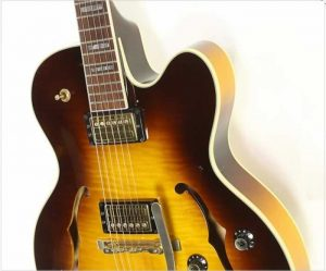 Guild X170 Manhattan Archtop Electric Sunburst, 2001 - The Twelfth Fret