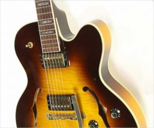 Guild X170 Manhattan Archtop Electric Sunburst, 2001