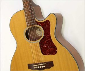 Guild F5CE-NT Thin Steel String Natural Top, 1996 - The Twelfth Fret