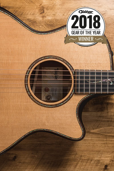 WINNER: Taylor Builder's Edition K14ce with V-Class bracing - The Twelfth Fret