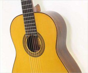 ❌SOLD❌ Hans Schmidt Classical Guitar Brazilian Rosewood, 1980s