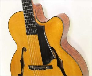 ‼️Reduced‼️  Harrison 17 Inch Archtop Natural, 2000