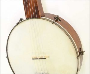 Hartel Boucher Banjo Maple, 2008 -The Twelfth Fret