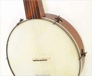 Hartel  Boucher Banjo Maple, 2008