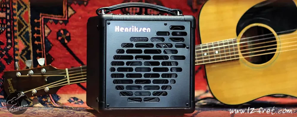 Henriksen The Bud Guitar Amplifier - The Twelfth Fret