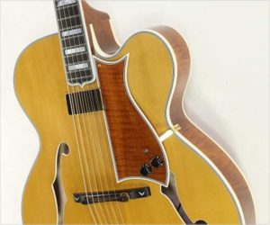 ❌SOLD❌ Heritage Golden Eagle Archtop Electric, 2004