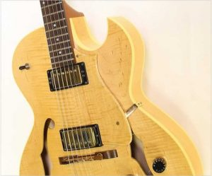 Heritage H575 Cutaway Archtop Electric Blonde, 1990 - The Twelfth Fret
