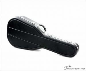 Hiscox Case LiteFlite Artist Maximum Heavy Duty Acoustic Guitar Case