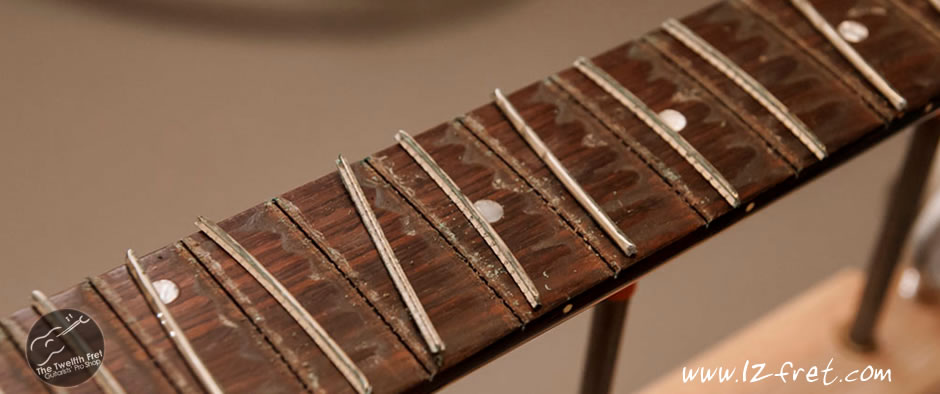 How To Choose Fretwire - The Twelfth Fret