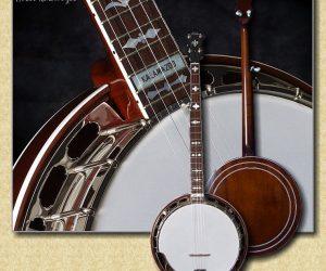 Steve Huber Kalamazoo Banjo