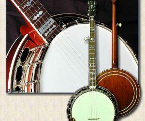 Steve Huber Lancaster Model Banjo