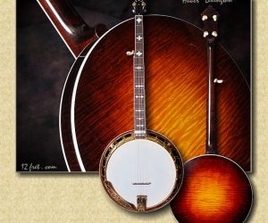Steve Huber Banjos: The Lexington Model