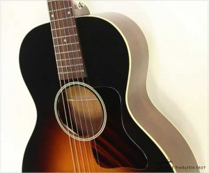 Huss & Dalton Crossroads 12 Sunburst - The Twelfth Fret