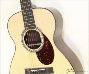 Huss & Dalton T0014 Rosewood Steel String Guitar