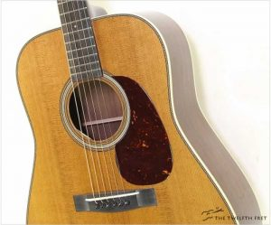 Huss & Dalton TDR Custom Sitka Top Dreadnought - The Twelfth Fret