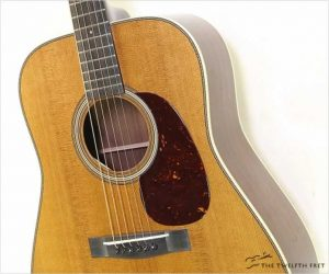 Huss & Dalton TDR Custom Sitka Top Dreadnought