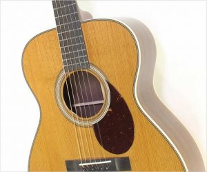 Huss & Dalton TOM R Custom Adirondack Top Guitar, 2020