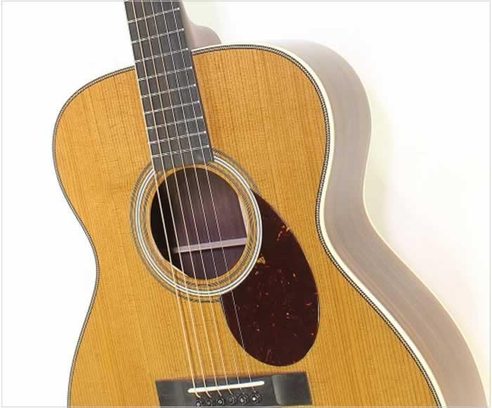 Huss & Dalton TOM R Custom Adirondack Top Guitar, 2020 - The Twelfth Fret
