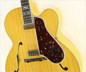 ❌SOLD❌  Ibanez 2461 Johnny Smith 'Lawsuit Era' Archtop Electric Natural, 1975