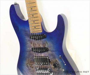 Ibanez AZ226PB Premium Cerulean Blue Burst
