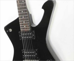 Ibanez Iceman IC-50 BK Solidbody Electric Black, 1981