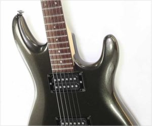 Ibanez JS1000 Joe Satriani Black Pearl, 2005 - The Twelfth Fret