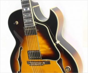 ❌SOLD❌  Ibanez LGB30 George Benson Archtop Electric Vintage Yellow Burst
