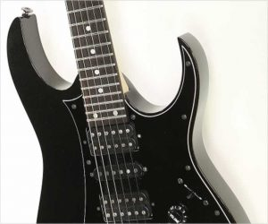 ❌SOLD❌ Ibanez RG655 GX Galaxy Black, 2017