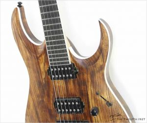 Ibanez RGA1x6u Iron Label Antique Brown New Old Stock, 2018