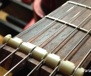 Intonation and Guitar Set Up