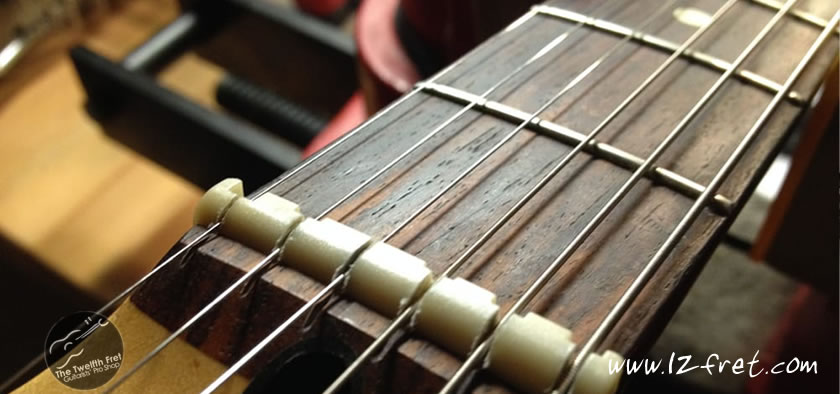 Intonation and Guitar Set Up - The Twelfth Fret