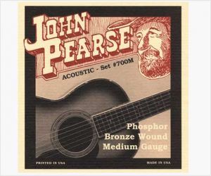 John Pearse Acoustic Guitar Strings