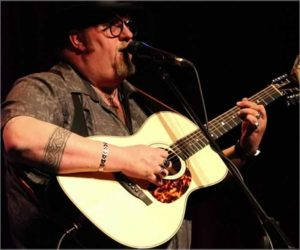 Award Winning Folk Music Artist J.P. Cormier Clinic - Monday 1 April
