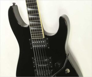 Jackson Stars SL-2H Neck Through Made In Japan, Black, 1990