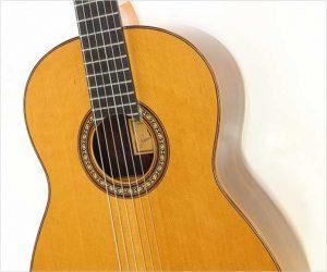 Jean Larrivee Classical Guitar, 1974