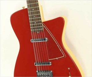 ❌SOLD❌  Jerry Jones Neptune 12 String Electric Red, 2008