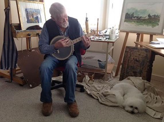 John McConnell - Deering banjolele - Testimonial The Twelfth Fret
