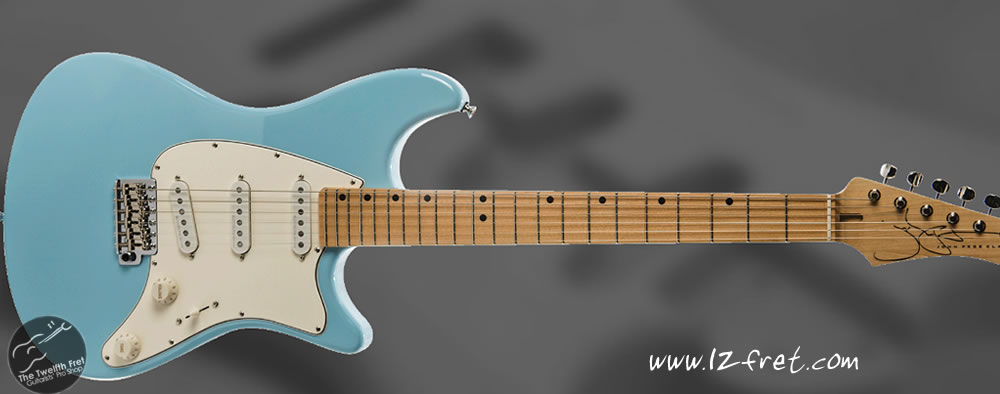 John Page Classic Ashburn Guitar - The Twelfth Fret