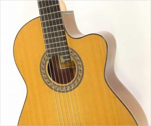 ❌SOLD❌  Johnny Walker Grand Concert Cutaway Classical Guitar, 2010