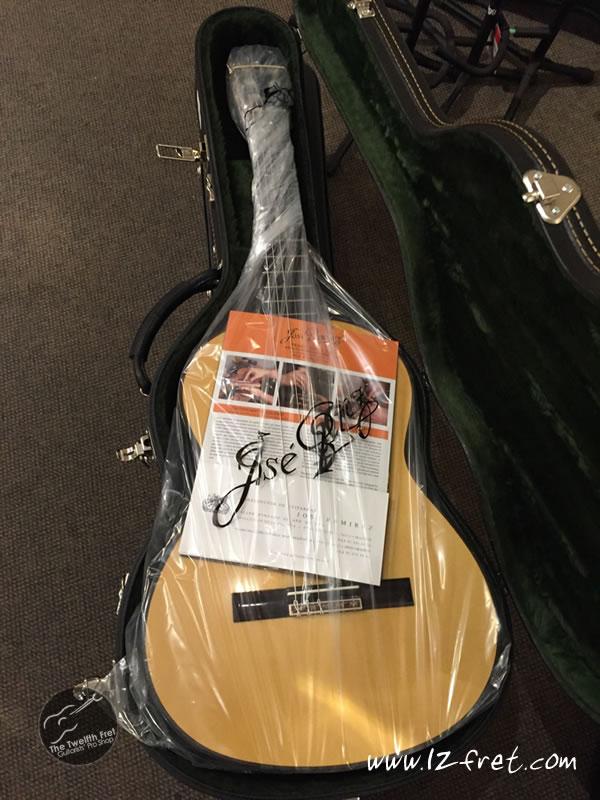José Ramírez Guitarra Del Tiempo Guitar - The Twelfth Fret