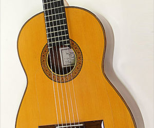 SOLD ! Jose Lopez Bellido Flamenco Negra Guitar, 1999