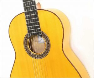 ❌SOLD❌  Jose Romero Flamenco Blanca Guitar, 1995