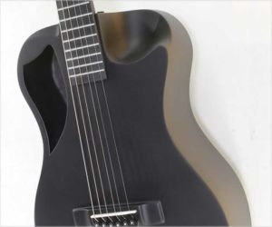 Journey Gloss Black Carbon Travel Guitar