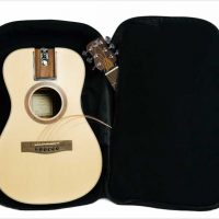 Journey Travel Guitar In Solid Sitka and Mahogany - Shop The Twelfth Fret
