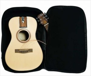 Journey Travel Guitar In Solid Sitka and Mahogany