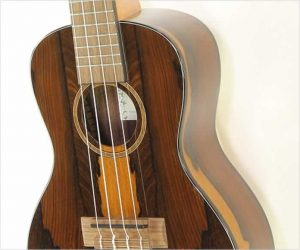 Discontinued and Sold Out!  Kala Concert Ukulele Ziricote KA-ZCT-C