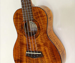 SOLD!!! Kanile'a Koa Custom Tenor Ukulele, 2007