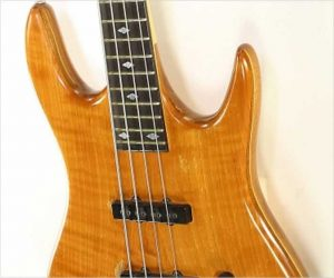 ❌SOLD❌  Ken Smith Bass Cherry, Walnut and Maple, 1985
