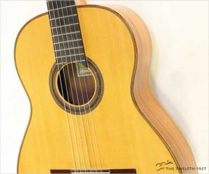 Kenny Hill Hauser 37 Classical Guitar, 2005