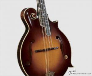 Kentucky KM-1500 Master F-Model Mandolin – Vintage Sunburst